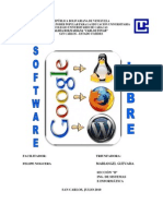 Software Libre Mariangel