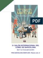 Dossier 31 Salo Del Comic[ESP]