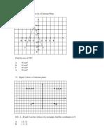 Microsoft Word - Triangle STU is Drawn on a Cartesian Plane
