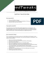 Speedtweaks Tips and Tricks Dodge Ram