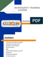 Platform Integrity Training Course - Intro