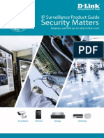 D-Link IP Surveillance Brochure