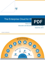The Enterprise Cloud for HR & Finance - Sherry Amos