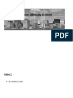 Initial Report (Housing)