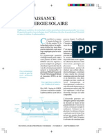 3501628 Energie Solaire French