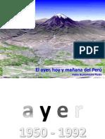 Ayer Hoy Manana Del Peru