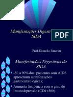 Apêndice - Manifestações digestivas da SIDA