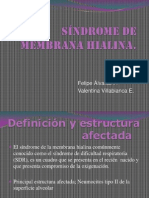 Síndrome de membrana hialina (1)