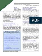 Hidrocarburos Bolivia Informe Semanal Del 29 de Junio Al 5 de Julio 2009