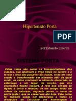 Aula 12 - Hipertensão Porta