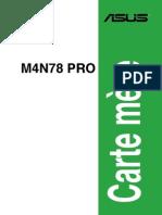 Manual m4n78 Pro