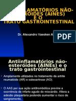 Aula 14 - Antiinflamatórios