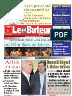 LE BUTEUR PDF du 06/07/2009