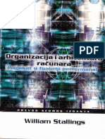 122429631 William Stallings Organizacija i Arhitektura Racunara