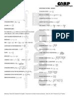 Statistic Formulas