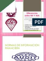 Diferencias NIF NIAS