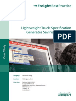 Light Weight Truck Specification