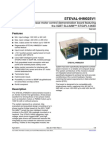 Igbt - Inverter 1kw-3 Trifasico