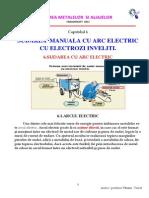 Capitolul 6 Sudarea Cu Arc Electric