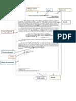Elementos del documento de word