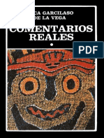 Comentarios_reales1 Biblioteca Ayacucho