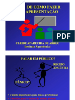 dicas  de apresentação 2009