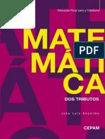 Matematica Dos Tributos