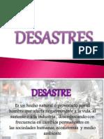 Desastres Nuevo