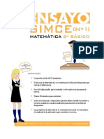 Ensayo1 Simce Matematica 8basico-2012
