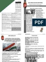 Dél-Afrikai Magyar Szövetség - Értesítő 2013 október, november, december, 2014 január