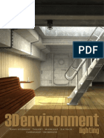 Environment Lighting Cenima4D