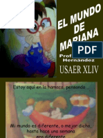 El mundo de Mariana