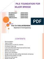 Design of Pile Foundation .Ppt