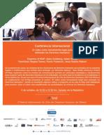 Conferencia internacional, El video como herramienta legal para defender los derechos humanos. 4 de Octubre