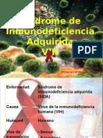 Síndrome de Inmunodeficiencia Adquirida final