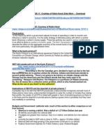 SGPP300A Final Exam Review