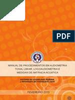 Manual de Audiologia CFFa 2013