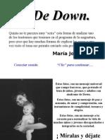 Presentacion Sindrome Down