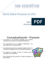 5.1 Procesos