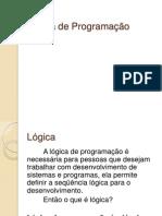 Lógica de Programação - Aula 2