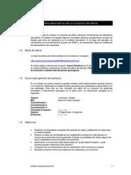 Ejemplo de Analisis Descriptivo de Un Conjunto de Datos