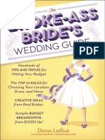 Excerpt from The Broke-Ass Bride's Wedding Guide by Dana LaRue