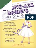 Excerpt from The Broke-Ass Bride's Wedding Guide by Dana LaRue
