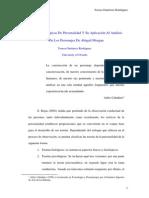 rodriguez-Teorías Biológicas De Personalidad Y Su Aplicación Al Análisis - biologia