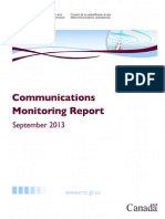 Communications Monitoring Report 2013