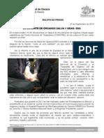 25/09/13 Germán Tenorio Vasconcelos SER DONADOR DE ÓRGANOS SALVA CINCO VIDAS docx