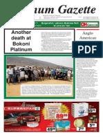 Platinum Gazette 27 September 2013