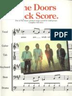 The Doors - Rock Score Band