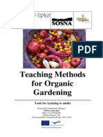 Teaching Methods for Organic Gardening