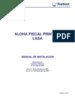 Aloha Fiscal Printing